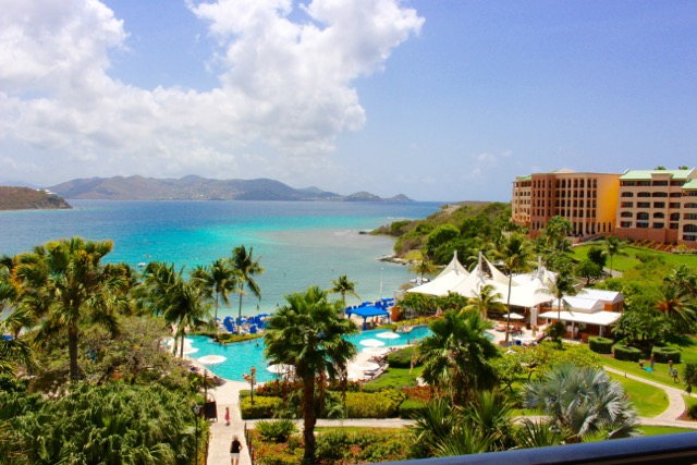 The Ritz Carlton in St. Thomas