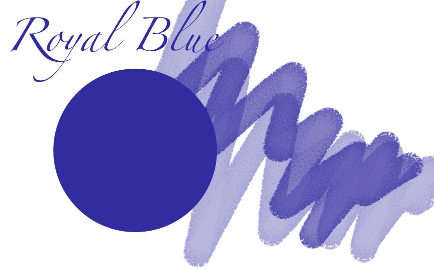 Spring Inspiration Royal Blue