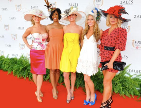 What to Wear to a Derby Party