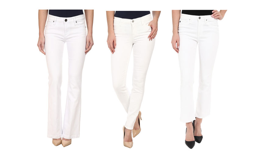 Best Fitting White Jeans - The Style Studio by Keri Blair