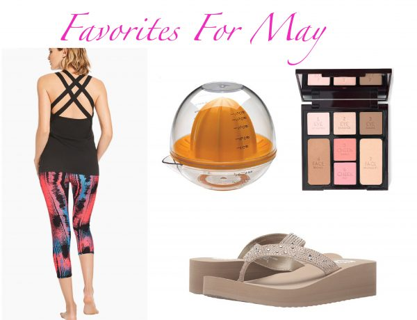 Favorites for May