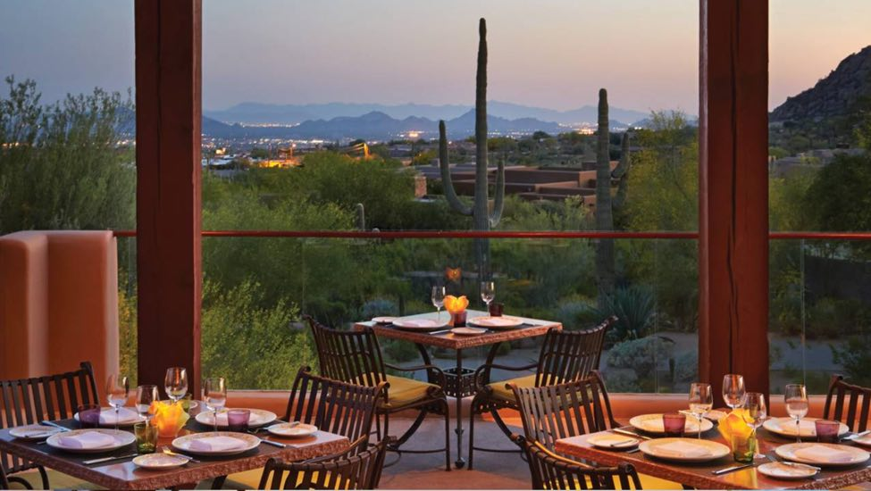Talavera Restaurant - Four Seasons Scottsdale