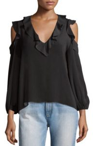 Amazing Ruffled Blouses